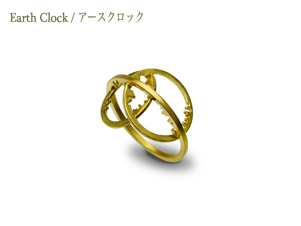 Earth Clock Ring01